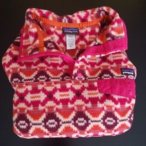 Like new women's Patagonia Synchilla xl pullover